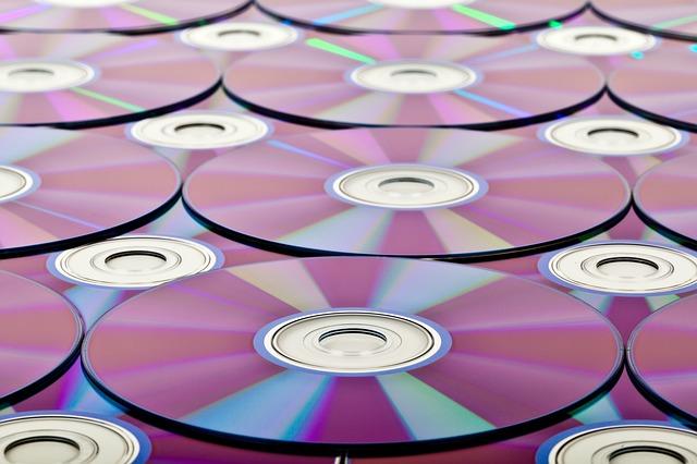Procédures de récupération de DVD