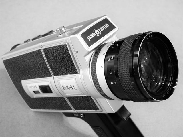 Conversion des films 8mm ou Super 8